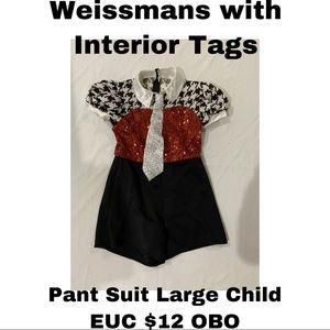 Weissmans Pant Suit Costume